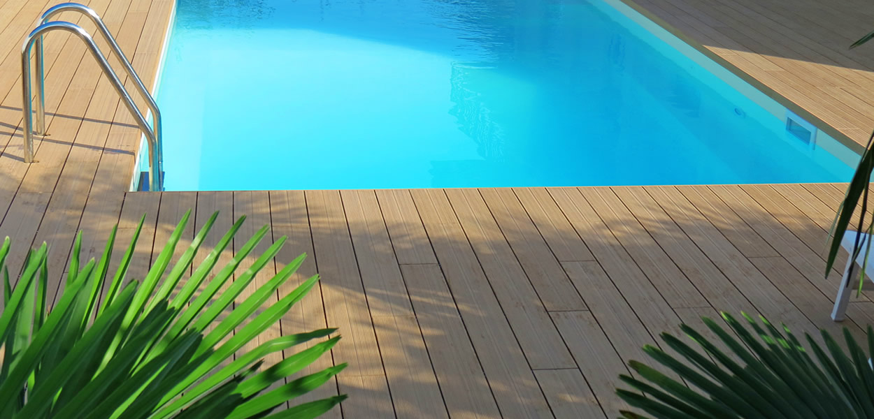 Progettazione giardini architettura del verde bergamo - Giardini con piscina ...