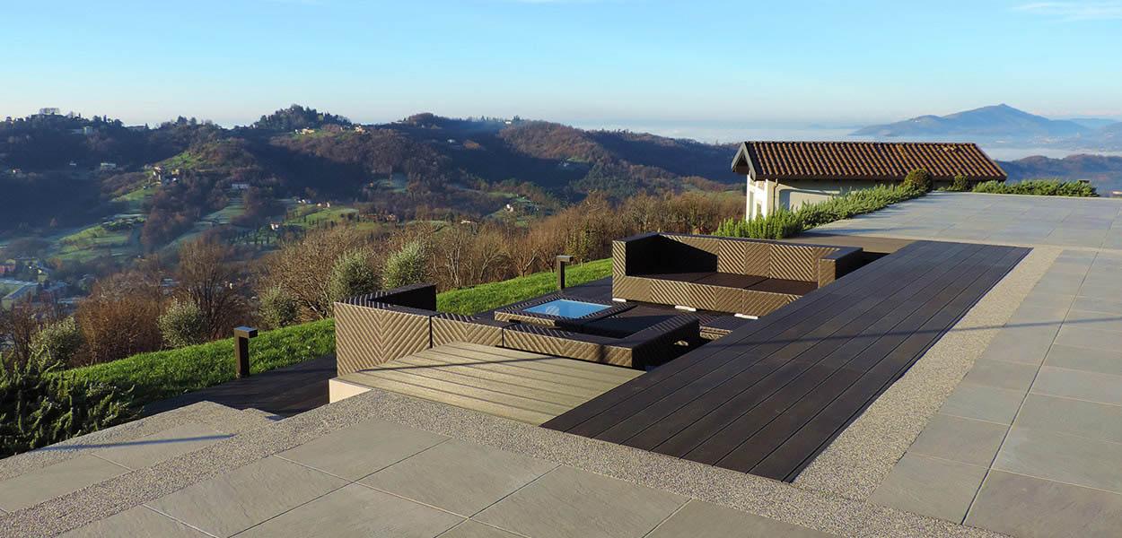 Assez Progettazione Giardini • Architettura del Verde • Bergamo NK41