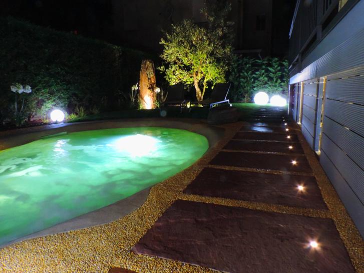 laghetto balneabile progetto giardino privato