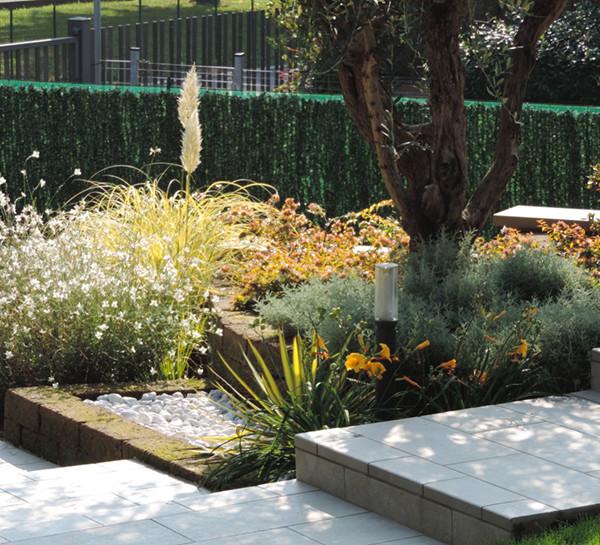 realizzazione giardini caravaggio