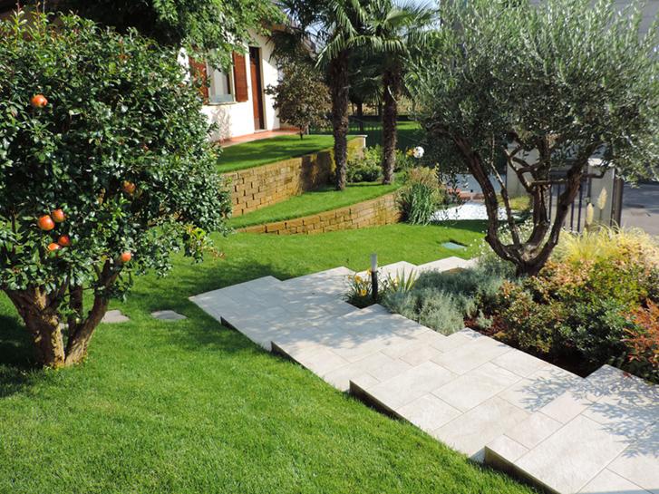 Studio architettura paesaggio progettazione giardini - Progettazione giardini ...