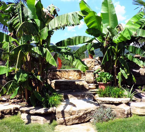Parco con sculture - Progettazione Giardini