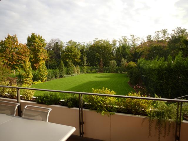 Terrazza cusago progettazione giardini for Giardini in terrazza immagini