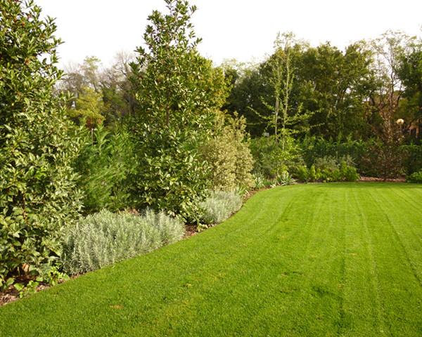 Parco in campagna - Progettazione Giardini