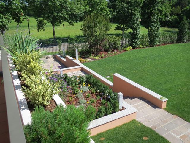 Green turf in milan progettazione giardini for Progettazione giardini milano