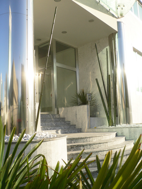 Verde per uffici - Progettazione Giardini