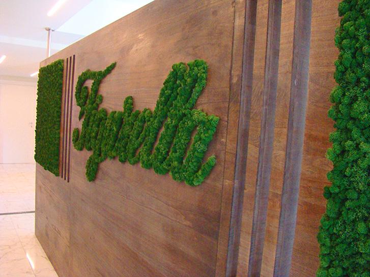 Lichene stabilizzato per interni progettazione giardini for Verde stabilizzato