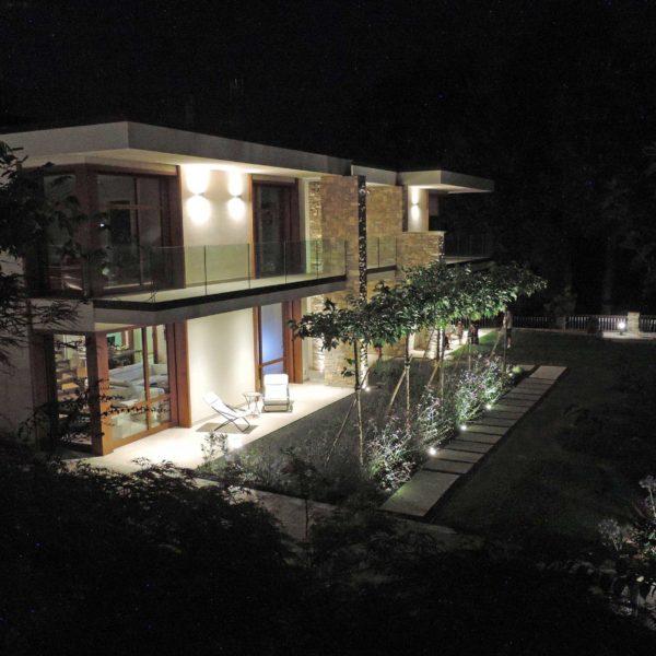 studio illuminotecnico giardini