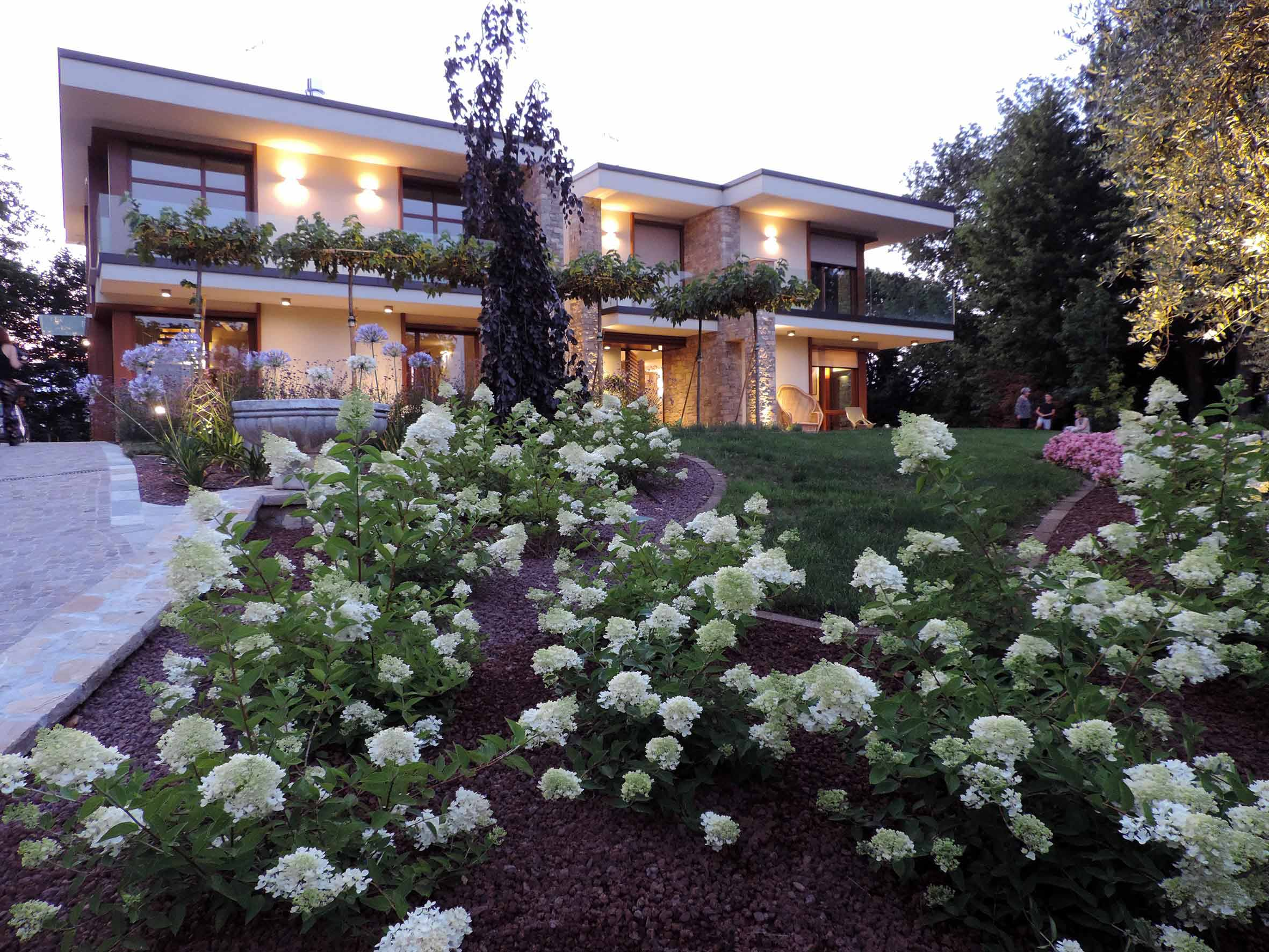 Progettazione giardini bergamo - Giardini bergamo ...