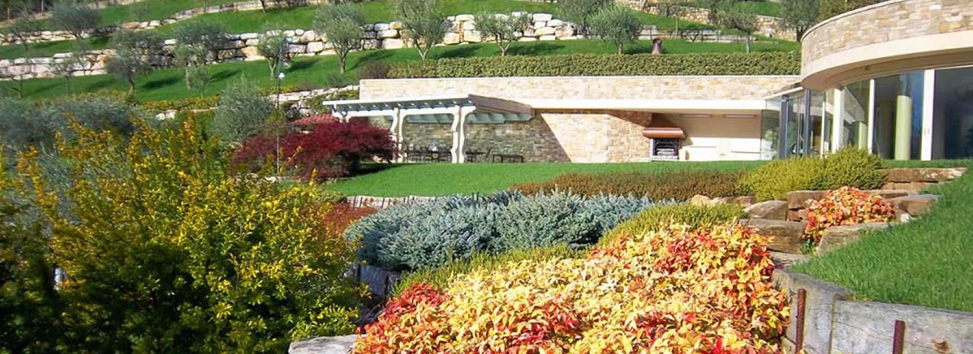 Architettura Del Verde progettazione giardini • architetto del verde • bergamo